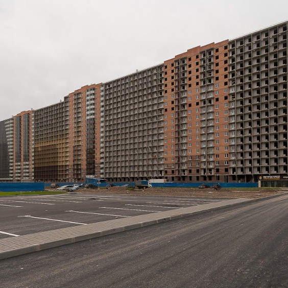 Алфавит, новостройка, Санкт-Петербург, 2017, дом